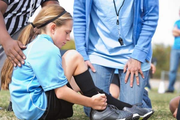 How to Help Your Injured Player Like A Pro: 5 Things To Do When Your Child Gets Hurt