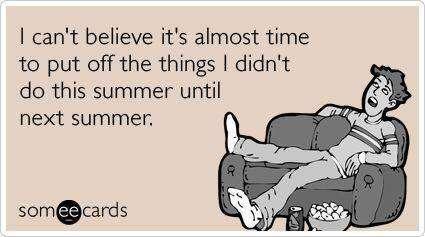 summertime livin
