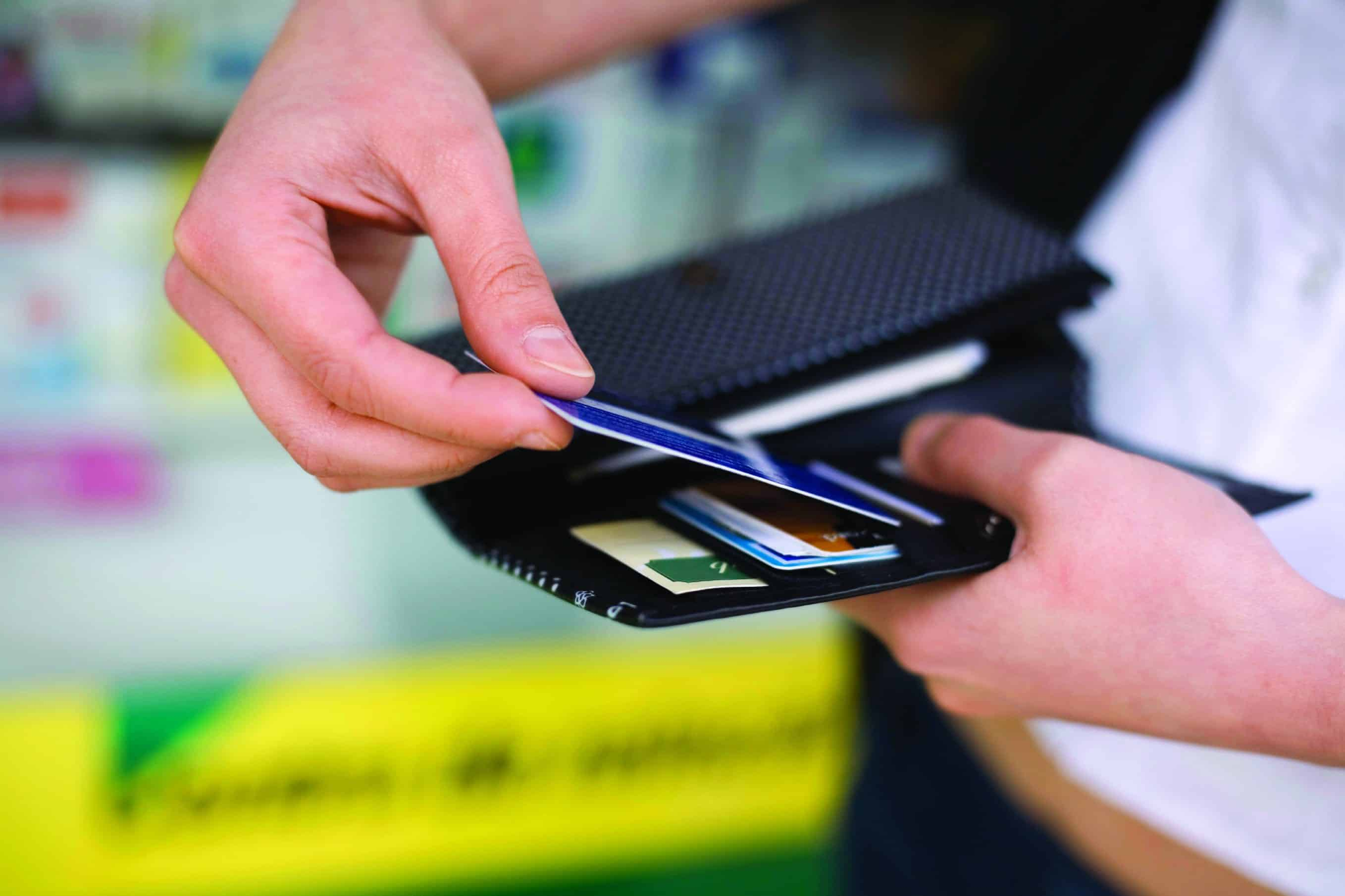 Surviving Life in a Credit Card Commercial