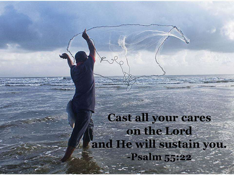 Casting My (List of) Burdens on the Lord